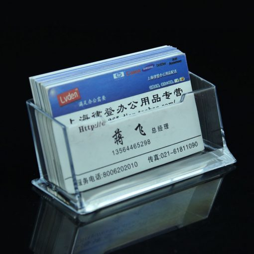Kệ Mica Card Visit 03 3